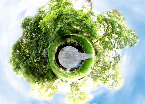 360° Panoramatour Planet